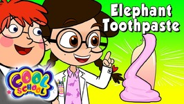Exploding Elephant Toothpaste - How to Make DIY Elephant Toothpaste - The Nikki Show