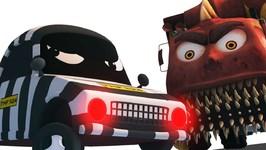 It's Halloween Night - Road Rangers - Episode 13