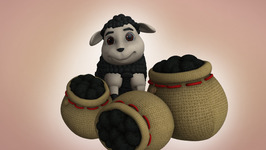 Baa Baa Black Sheep  Children's Popular Nursery Rhymes