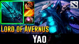 Yao Abaddon Hard Carry Dota 2