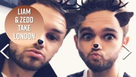 Liam Payne And Zedd Have London Performance Fail