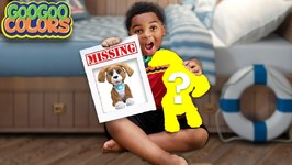 My Puppy is Missing! (Learn To Solve Hide and Seek Puzzle)