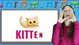Phonics Song For Children Letters J K L - Sign Language For Babies - Learn English
