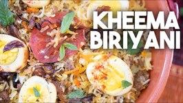 Kheema Biriyani