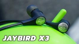 Jaybird X3 Review - Best Bluetooth Earphones