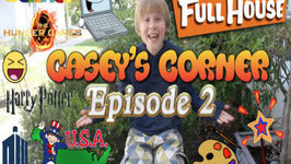 Casey's Corner Episode 2 - Questions