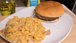 Beer Mac And Cheese - Oklahoma Onion Burgers