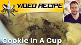 How To Make Cookie In A Cup