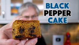 1915 Black Pepper Cake