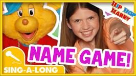 Name Game- Sing Along