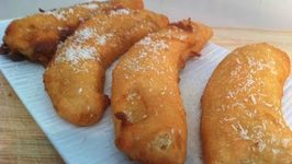 Deep Fried Bananas