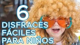 Disfraces de útlima hora para niños - Ideas de disfraces express para carnaval