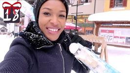 Mon 1er cours de Ski à 29 ans - Vlogmas 18