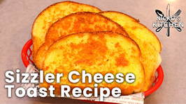 Sizzler Cheese Toast Recipe - Make It At Home