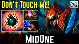 MidOne Nyx Assassin Pro Game Dota 2