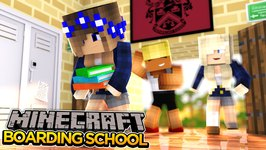 Minecraft-Little Carly Adventures-SENT TO BOARDING SCHOOL!!