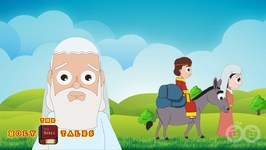 Episode-13-Hagar and Ishmael Are Sent Away-Bible Stories for Kids