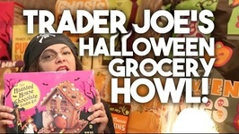 Trader Joe's Grocery Haul / Halloween Howl