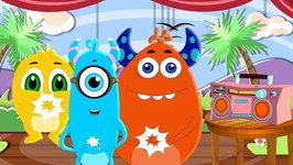 Clap Your Hands - Momo Beats Cartoons - Videos For Babies by Kids Channel