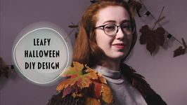 Get the Autumn feels with this Halloween sweater