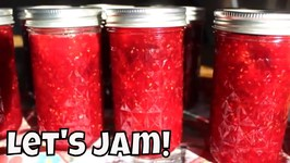 Canning Stone Fruit And Berry Jam