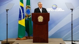 Michel Temer Urges Supreme Court to End Investigation Against Him
