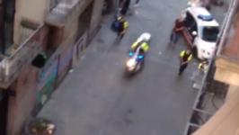 Witnesses Scream as Police Respond to Las Ramblas Attack