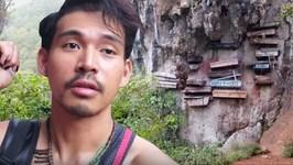 Hanging Coffins - Sagada, Philippines pt. 1
