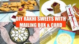 Kaju Katli Soft Sukhdi Gor Papdi To Celebrate/ Mail Raksha Bandhan