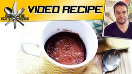 How To Make Chocolate Mug Cake