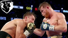 Why 'Canelo vs GGG' was an even DRAW