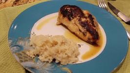 Chicken / Citrus Chicken With Citrus Rice