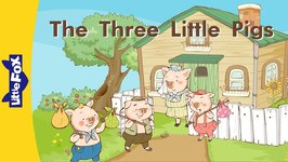 The Three Little Pigs - Folktales and Fairy Tales - Animated Stories for Kids
