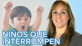 Cómo enseñar a los niños a no interrumpir constantemente  Escuela de Padres