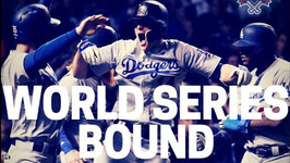 Dodgers Return to Los Angeles for the 2017 World Series