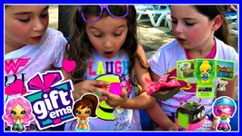 GiftEms Mini Dolls Pet Surprises - GiftEms Surprise Present Toy Box