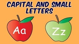 Learn English Alphabets - Learn How To Write Capital And Small Letters For Kids - Preschool Learning
