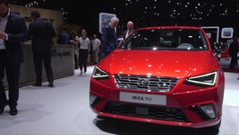 SEAT Makes Its Way to the Geneva Motor Show 2018 in Top Form