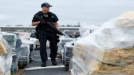 Coast Guard Offloads Drugs Worth Hundreds of Millions in San Diego