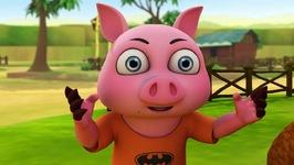 Non Stop 40 Mins Animal Rhymes With Barnyard Besties