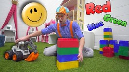 Learning Emotions and Feelings - At the Indoor Play Place