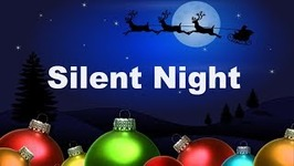 Holiday Classic Songs with Lyrics - Silent Night