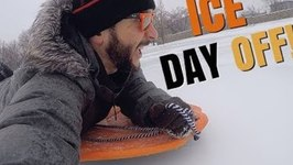 Forget Snow Days, Kids in Canada Get Ice Days