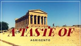 A Taste Of Agrigento, Sicily