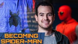 Becoming Spider Man And Living a Dream - Spider Man DIY