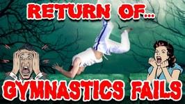 Return of Gymnastics Fails - Funny Fails Compilation