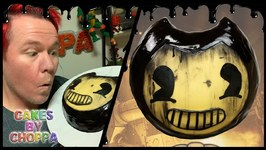 Bendy Cake - Bendy And The Ink Machine
