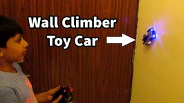 Wall Climber Toy Car For Children - RC Cars - Toys For Kids