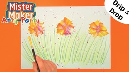 Drips & Drops Make - Arty Party - Mister Maker
