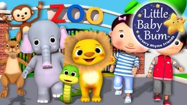 Little Baby Bum - Zoo Song - Nursery Rhymes for Babies - Songs for Kids